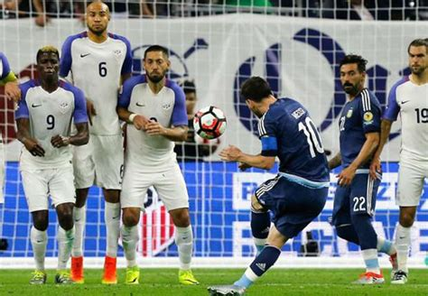 Lionel Messi becomes Argentina's all-time top scorer